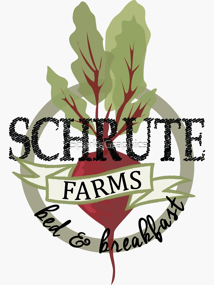 Schrute Bauernhöfe Bed and Breakfast von SparksGraphics