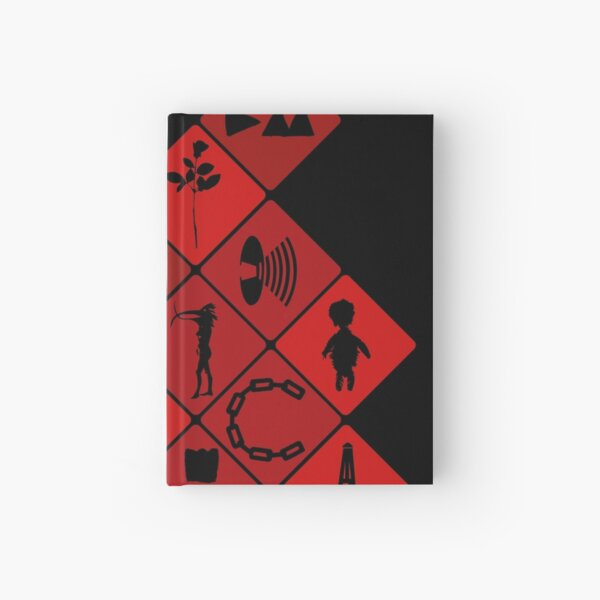 DM : Kerfusion cover tribute Hardcover Journal