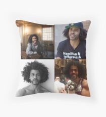 Cojín Daveed Diggs Collage
