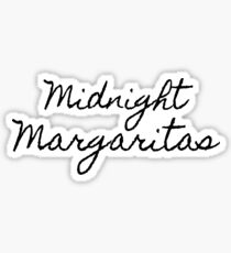 Midnight Margaritas movie quote Practical Magic Sticker