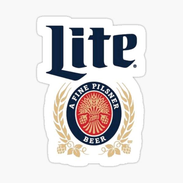Miller Lite Sticker