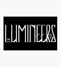the luminers 3 Photographic Print