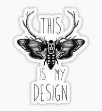 Hannibal Sticker