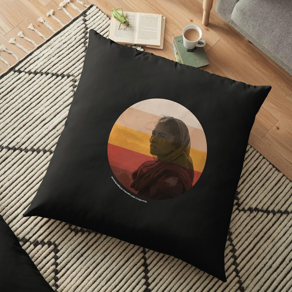 Dune 2020 / Inkpress Artwork Floor Pillow