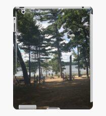 Lakes of Michigan iPad Case/Skin