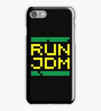 RUN JDM (3) iPhone Case/Skin