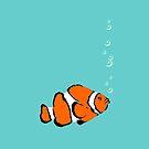 Clown fish VRS2 by vivendulies