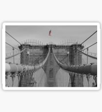 Brooklin bridge Sticker