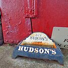 Buy Hudson Soap... Old Victorian Advertisement by Remo Kurka