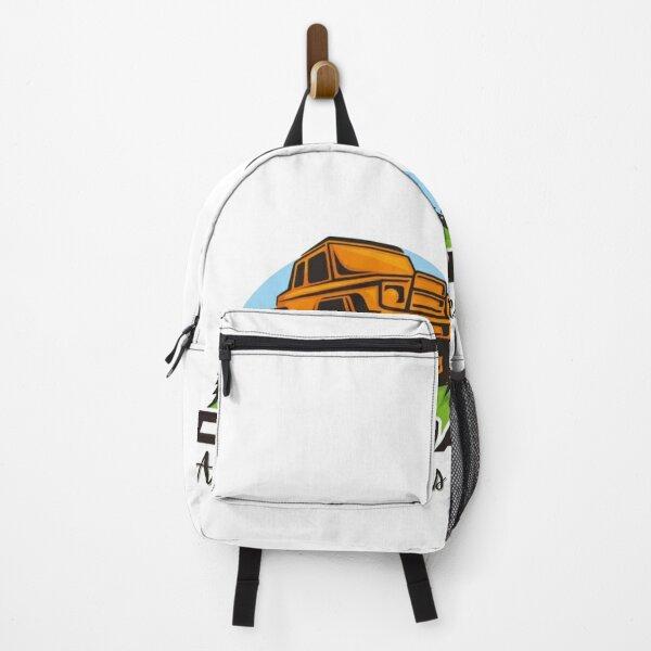Off-Road Adventure Begins Here (Sports) Backpack