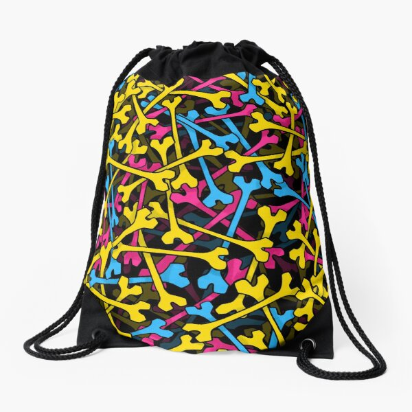PanBones Drawstring Bag