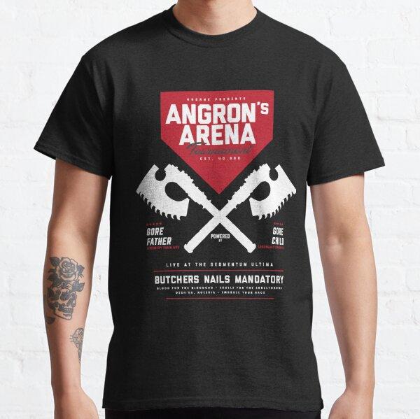 Angron - Arena Tournament (White) Classic T-Shirt