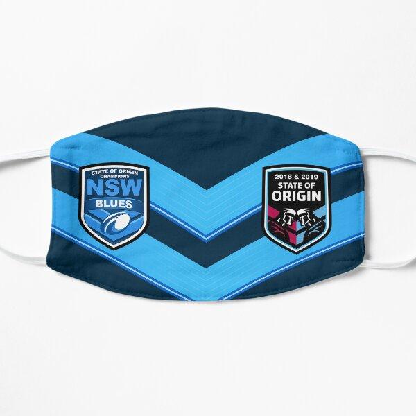 NSW State of Origin 2019 Champions Flat Mask