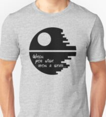 Wish upon a star. T-Shirt