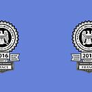 NSA Undercover agent of the Year Award - France by Philg74