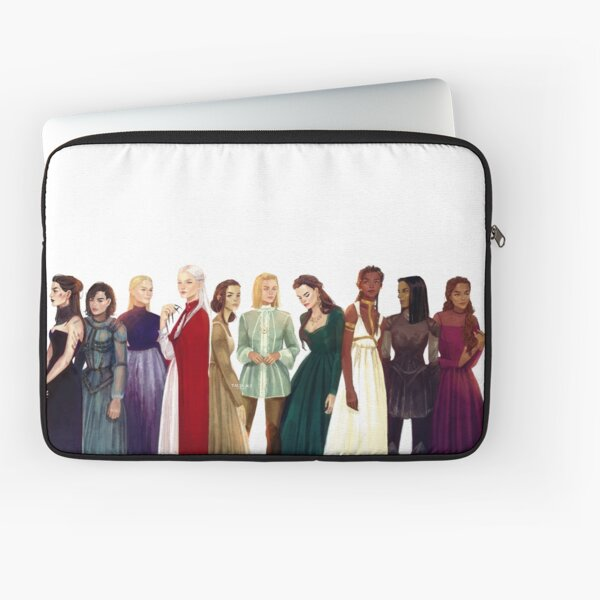 Women from Throne of Glass Laptop Sleeve