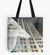 This Way is Up Tote Bag