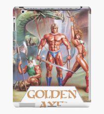Sega Golden Axe Transparent  iPad Case/Skin