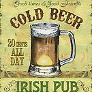 Irish Pub by Debbie DeWitt