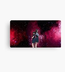 The Waif & The Doctor Canvas Print