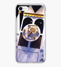 Small World Clock iPhone Case/Skin