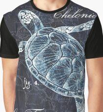 Indigo Verde Mar 2 Graphic T-Shirt