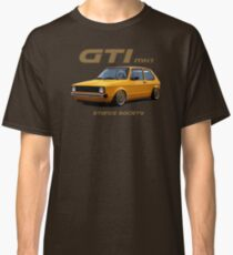 GTI mk1 - 2 Classic T-Shirt