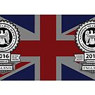 NSA Undercover Agent of the Year Award - England UJ by Philg74