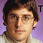 « Louis Theroux All Over Print » par ClassicClothing