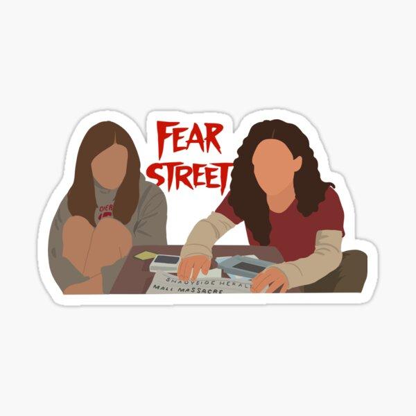 Fear street | deena and Sam  Sticker