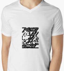 Zed Men's V-Neck T-Shirt