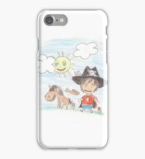 The Great Adventure of Pirate Boy Aaron iPhone Case/Skin