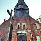 Very Old German Church in Poland by Remo Kurka