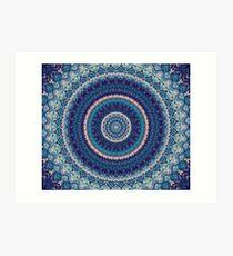 Mandala 20 Art Print