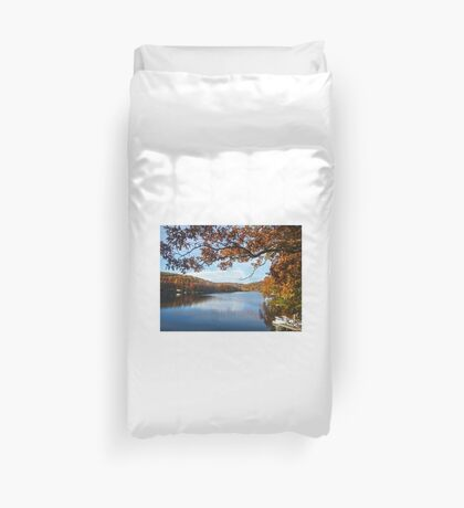 Thinking of You Today Duvet Cover