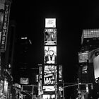 Times Square by smithandcompany