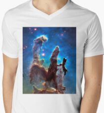 Pillars of Creation V-Neck T-Shirt