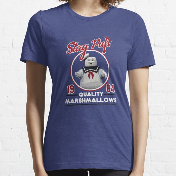 Stay Puft Marshmallows, distressed Essential T-Shirt