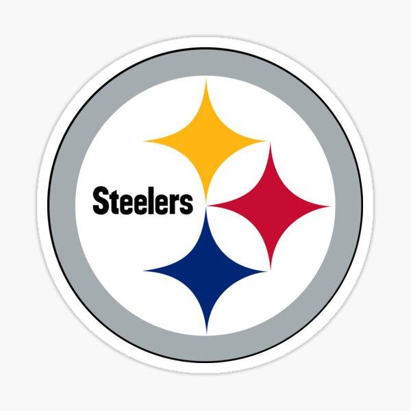 Curtain Pittsburgh STeel SteeLer Sticker