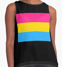 Pansexual Contrast Tank