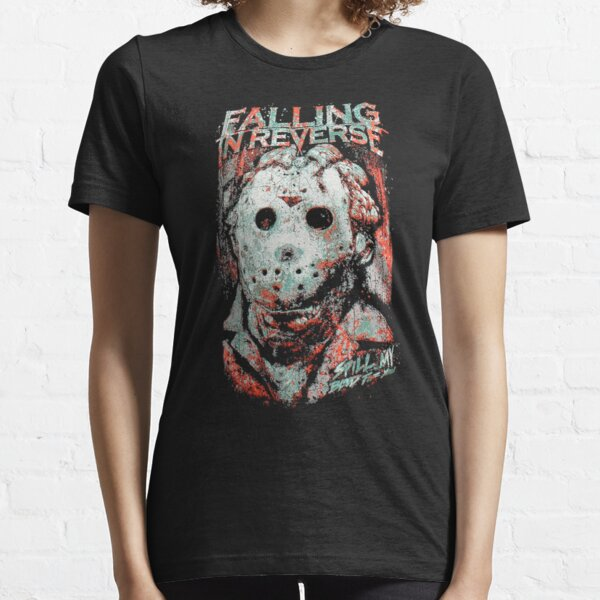 facemask falling in reverse gift for fans and lovers shirt Essential T-Shirt