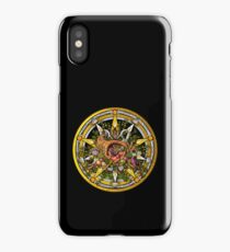 Sabbat Pentacle for Mabon the Autumnal Equinox iPhone Case