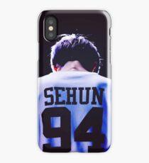 SEHUN 94 iPhone Case/Skin