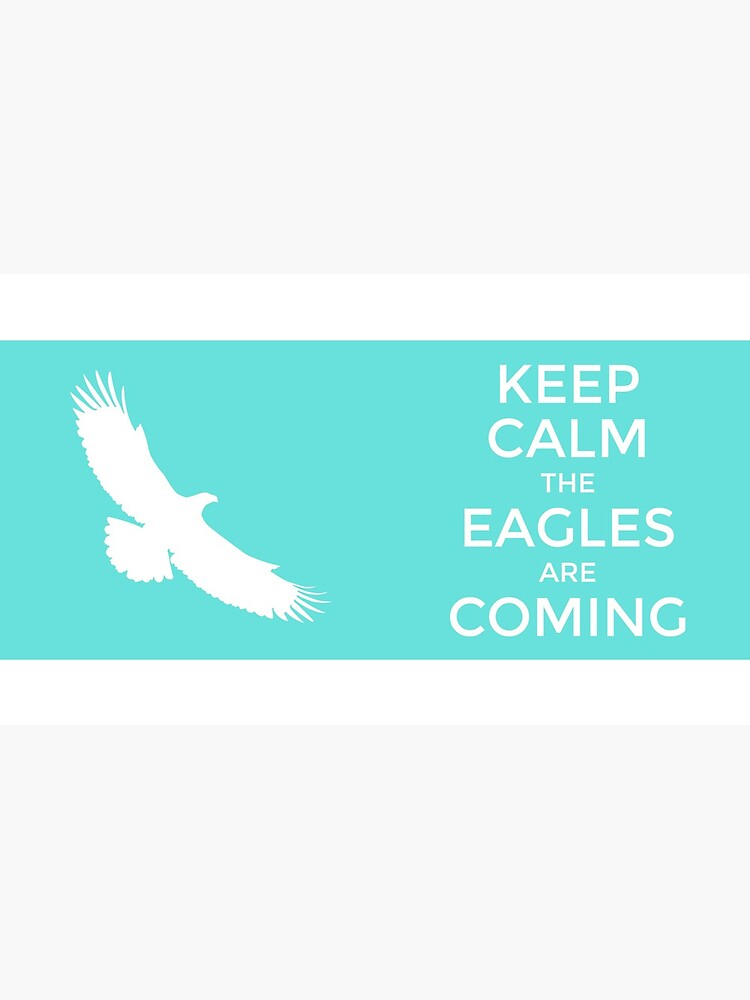 The Eagles are Coming by SignumStore