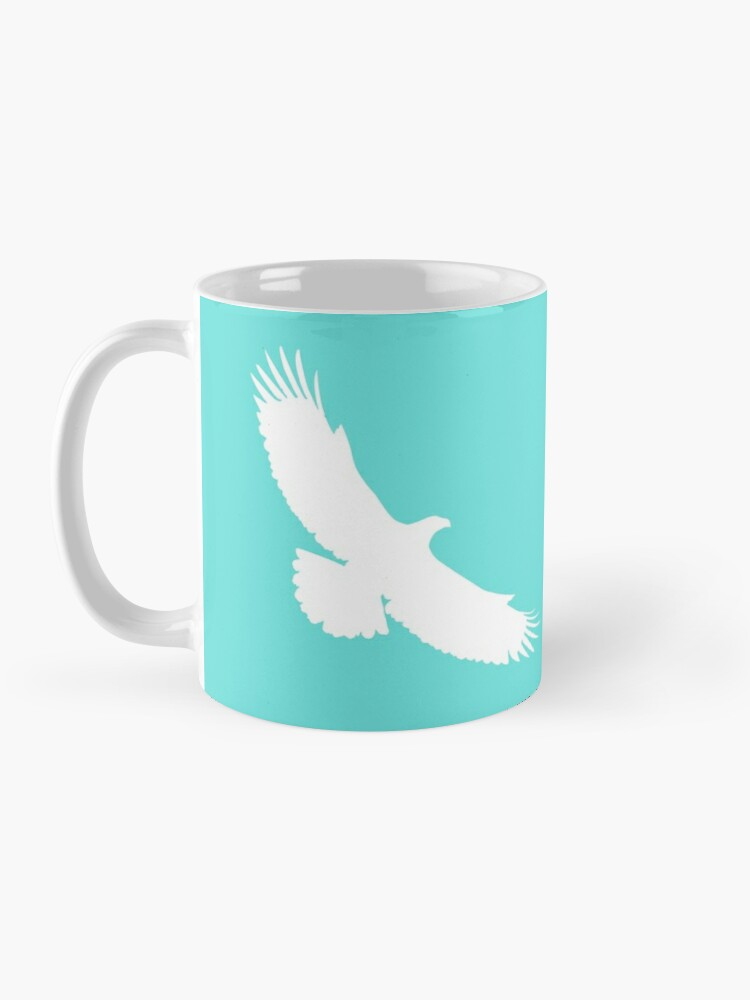 Alternate view of The Eagles are Coming Mug