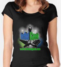 Decibel Geek CLASSIC! Fitted Scoop T-Shirt