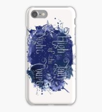 High Lady of the Night Court iPhone Case/Skin