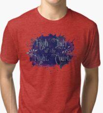 High Lady of the Night Court Tri-blend T-Shirt