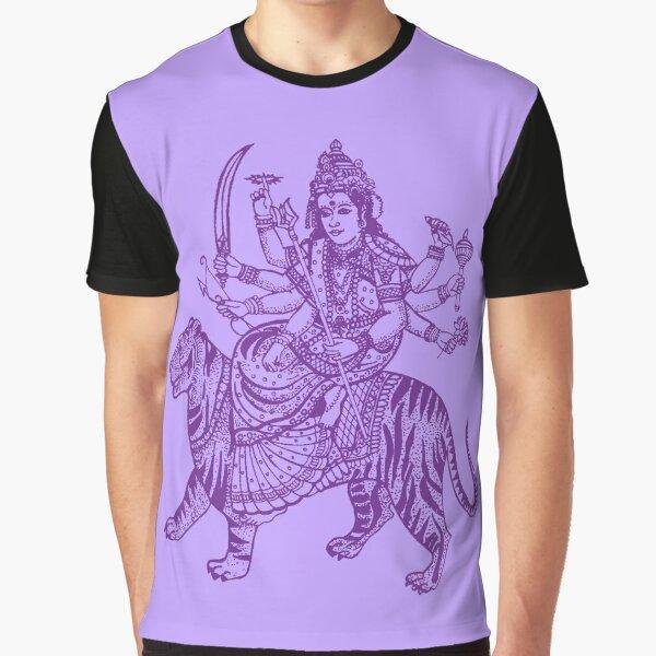 DURGA-4 Graphic T-Shirt