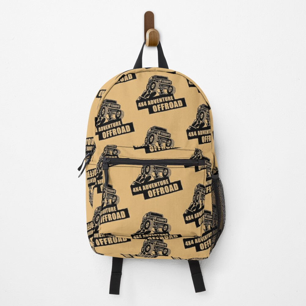 Offroad Adventure Backpack